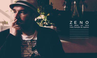 Project visual Petits textes entre amis / Zeno