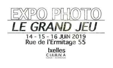 Visueel van project Expo Photo - Le Grand Jeu