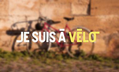 Project visual Je suis à vélo - Accessoires innovants pour les cyclistes du quotidien