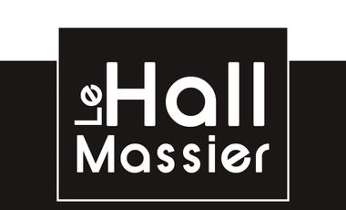 Project visual Le hall Massier