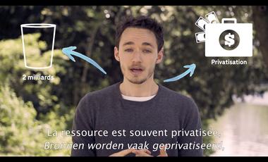 Visuel du projet Brussels Blue Community