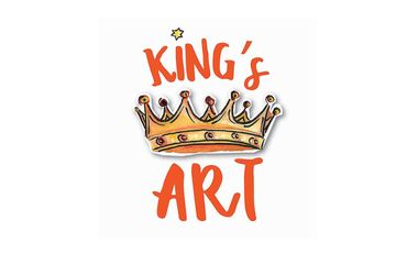 Visueel van project KING's ART, the new way of playing cards : 7 games in 1
