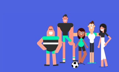 Project visual SHAKER - L'application mobile gratuite pour ne plus faire de sport seul(e)