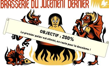 Visuel du projet Micro-brasserie du Jugement Dernier