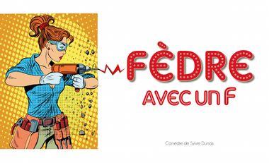 Visueel van project Fèdre avec un F