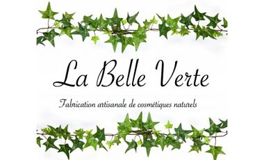 Visueel van project La Belle Verte, fabrication artisanale de cosmétiques naturels