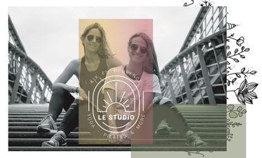 Project visual Le Studio Yoga & Pilates