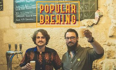Visuel du projet Brewpub Popular Brewing : Aidez-nous à réaliser notre projet!