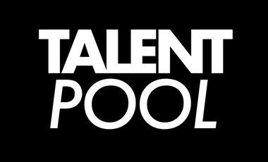 Project visual La Talent POOL : Incubateur pour les jeunes talents dans la musique.