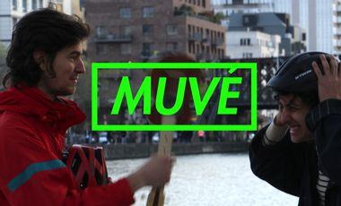 Visueel van project MUVÉ