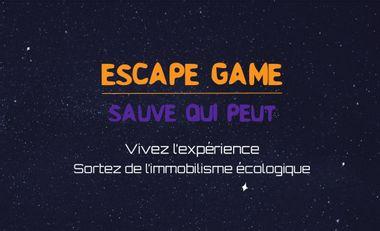 Visuel du projet Sauve qui peut - Escape game
