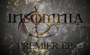 Visueel van project Insomnia - Premier EP
