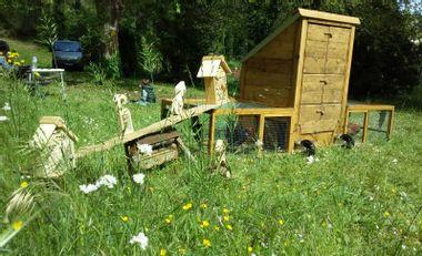 Project visual Habitats pour insectes, oiseaux et chauve-souris