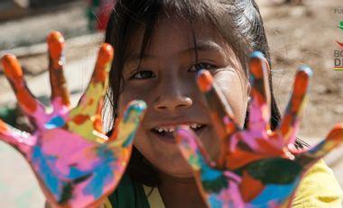 Visueel van project A smile beyond borders