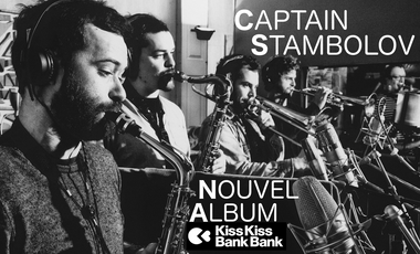 Project visual CAPTAIN STAMBOLOV - NOUVEL ALBUM