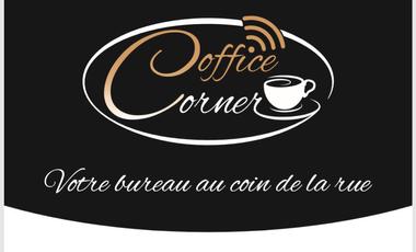 Project visual Création du premier espace Café-Coworking du Val d'Yerres