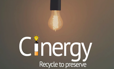 Visueel van project Fight pollution by recycling cigarette butts with Cinergy