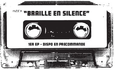 Visueel van project Baptist' - Sortie du 1er EP - BRAILLE EN SILENCE