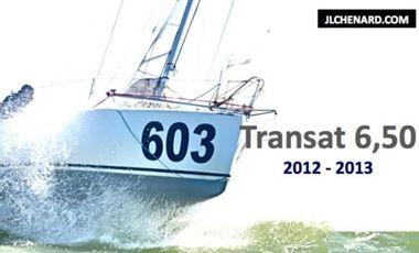 Visueel van project Votre nom sur la Mini Transat avec Jean-Loup