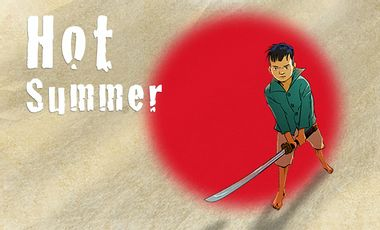 Project visual Hot Summer