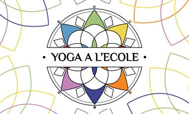 Visueel van project Yoga à l'Ecole