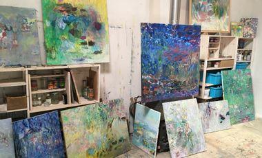 Visuel du projet DUO VLMT - Peinture en duo