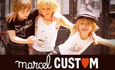 Visuel du projet Marcel Custom