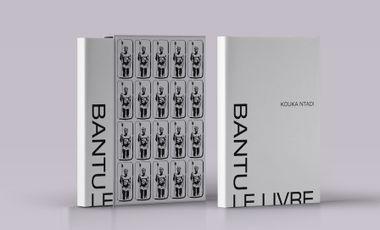 """Project visual """"Bantu le Livre"""":  10 années de peintures par l'Artiste Kouka Ntadi."""