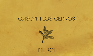 Project visual CASONA LOS CEDROS