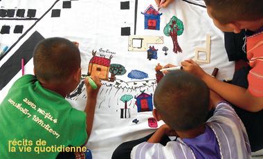 Visuel du projet Récits de la vie quotidienne - Projet pédagogique entre France et Thaïlande