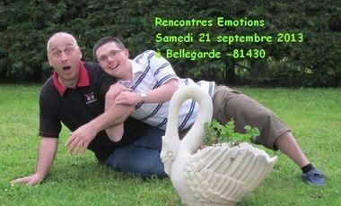 Visueel van project Rencontres   Emotions