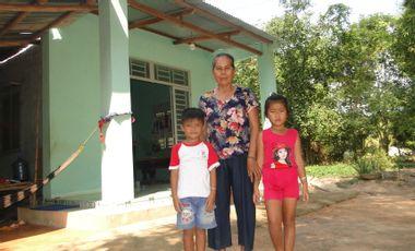 Visueel van project Projet solidaire pour aider deux enfants abandonnés.