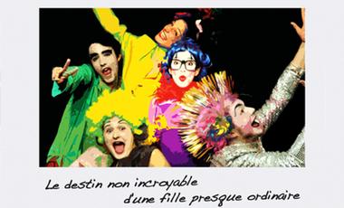 Visueel van project Le Destin Non Incroyable d'Une fille Presque Ordinaire.