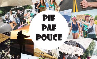 Visueel van project Pif Paf Pouce - Barcelona Express 2019