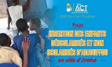 Project visual L'Ecole pour TOUS