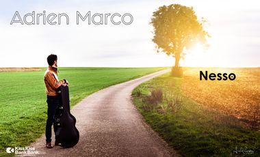 Project visual Adrien Marco Trio : album Nesso