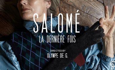 Visueel van project La dernière fois de Salomé : un film d'autrice classé X