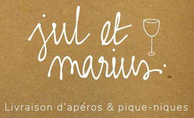 Project visual Jul et Marius - Pique-niques et Apéros