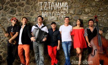 Visueel van project IZTAMMA - 2eme Album