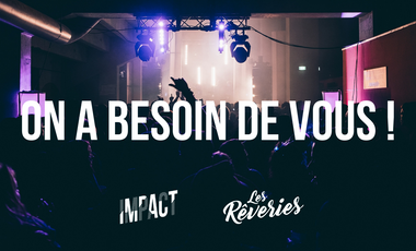 Visueel van project Sauvons tous ensemble Impact & Les Rêveries !
