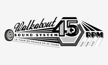 Project visual Le Tour de France en 45 Tours