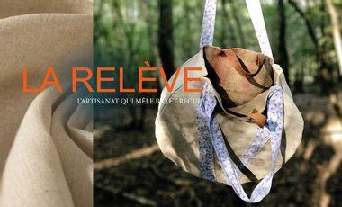Project visual La Relève, l'artisanat qui mêle bio et recup'