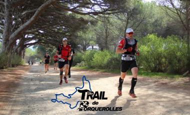 Visueel van project Trail de Porquerolles 2019 pour Handicap International