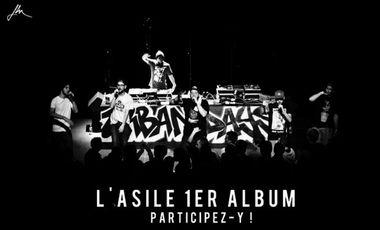 Project visual L'Asile // Premier Album // Participez-y !