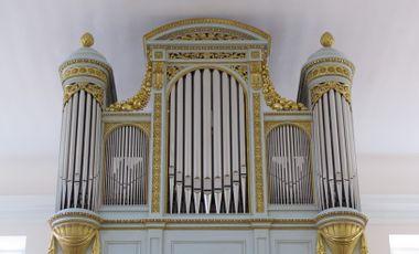 Visueel van project Jean-Sébastien BACH Organ Works vol 4