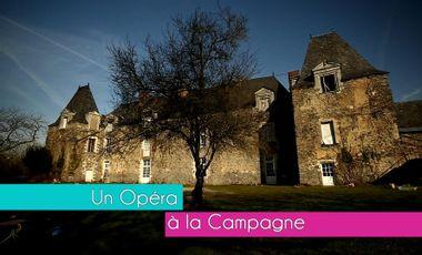 Project visual Un Opéra à la Campagne
