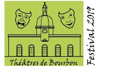 "Visueel van project Festival ""Théâtres de Bourbon"""