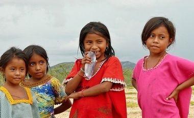 Visuel du projet Rêver ensemble pour les enfants Wayuu (Guajira, Colombie)