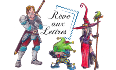 Project visual Rêve aux Lettres