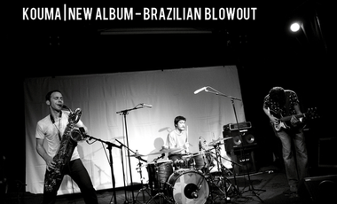 "Project visual KOUMA / Nouvel Album : ""Brazilian Blowout"""